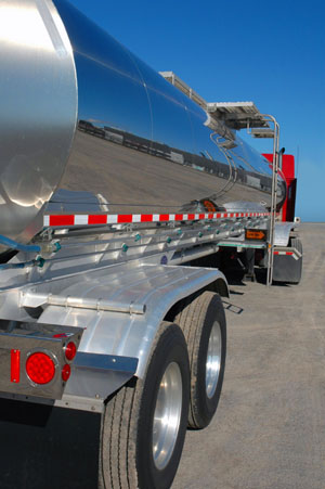 liquid freight trailer